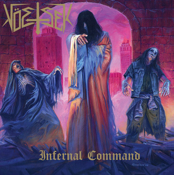 Vöetsek - Infernal Command - 2008