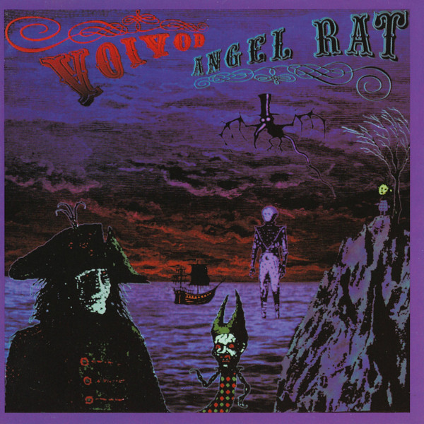Voïvod - Angel Rat - 1991