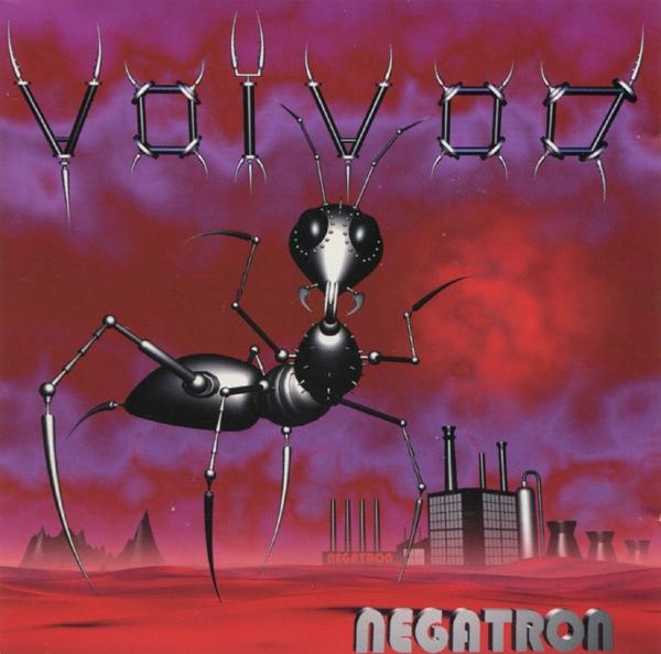 Voïvod - Negatron - 1995