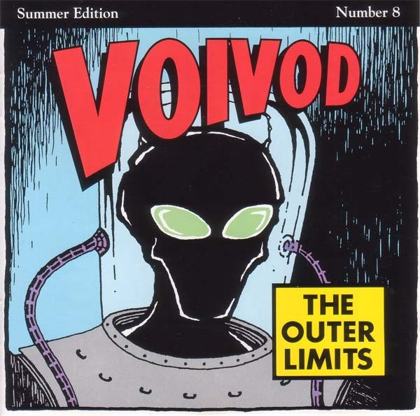 Voïvod - The Outer Limits - 1993