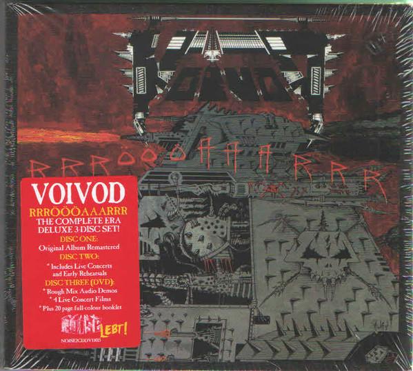 Voïvod - Rrröööaaarrr - 1986