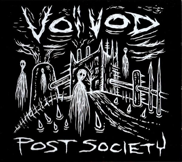 Voïvod - Post Society - 2016