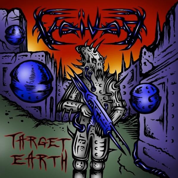 Voïvod - Target Earth - 2013