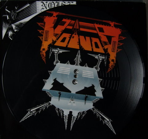 Voïvod - Thrashing Rage - 1986