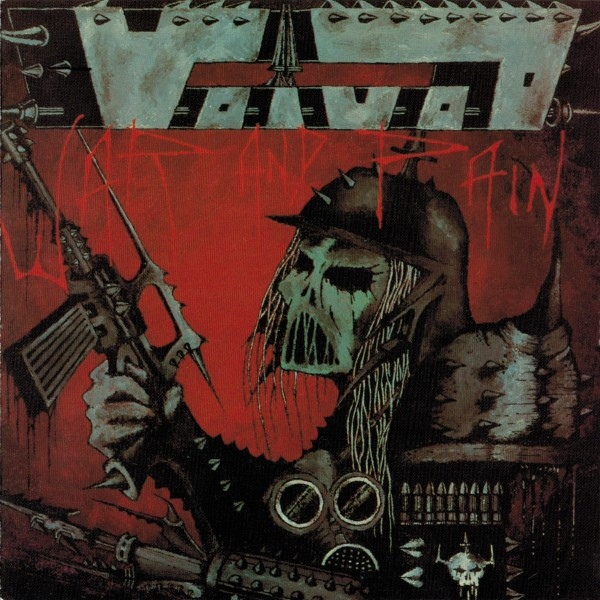Voïvod - War And Pain - 1984