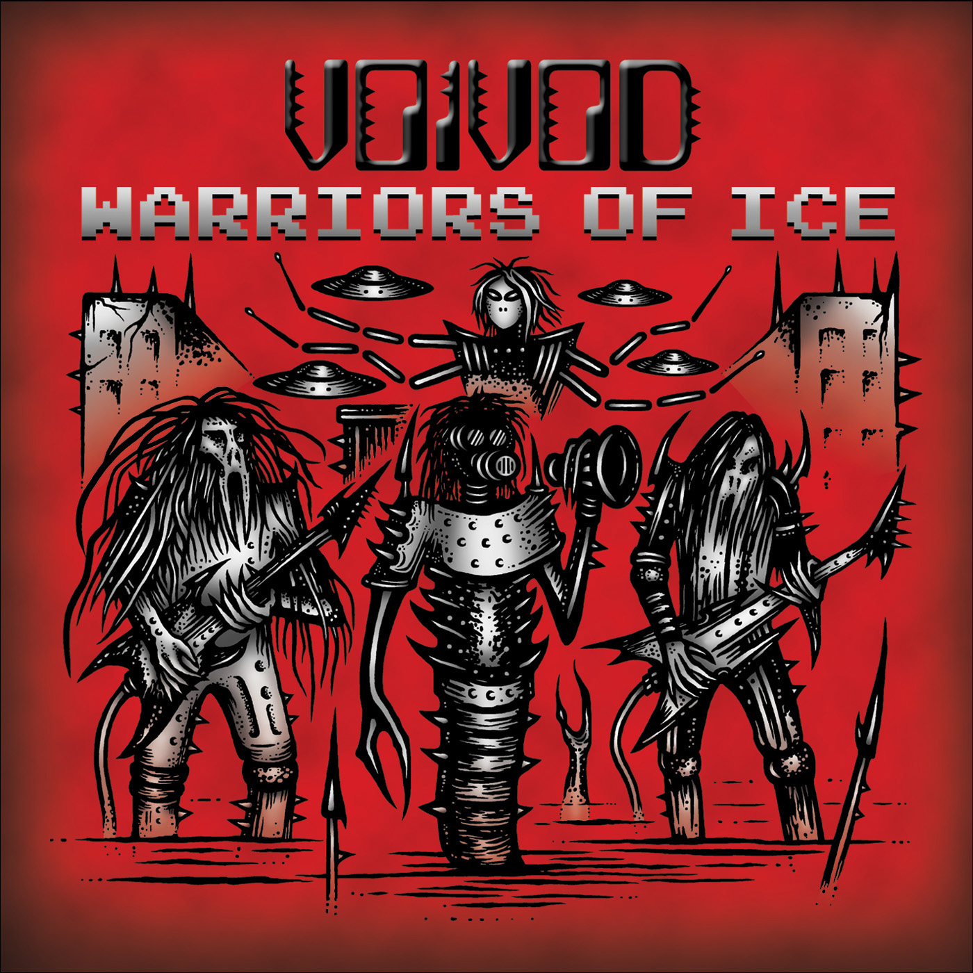 Voïvod - Warriors Of Ice - 2011
