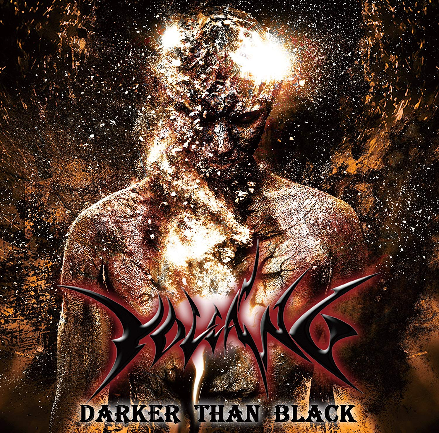 Volcano - Darker Than Black - 2018