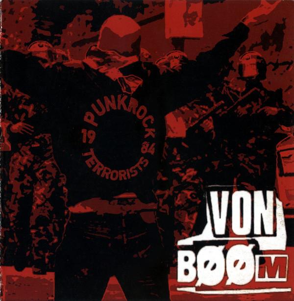 Von Bööm - Punkrock Terrorists - 2010