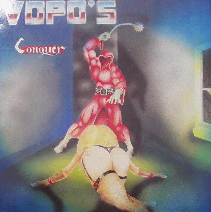 Vopo's - Conquer - 1983