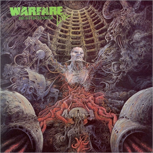 Warfare - Deathcharge Live, 1991 mp3