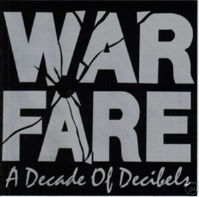 Warfare - A Decade Of Decibels 1993