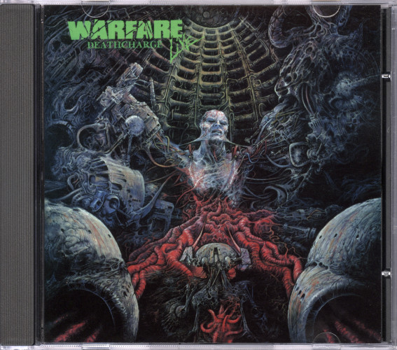 Warfare - Deathcharge - 1991