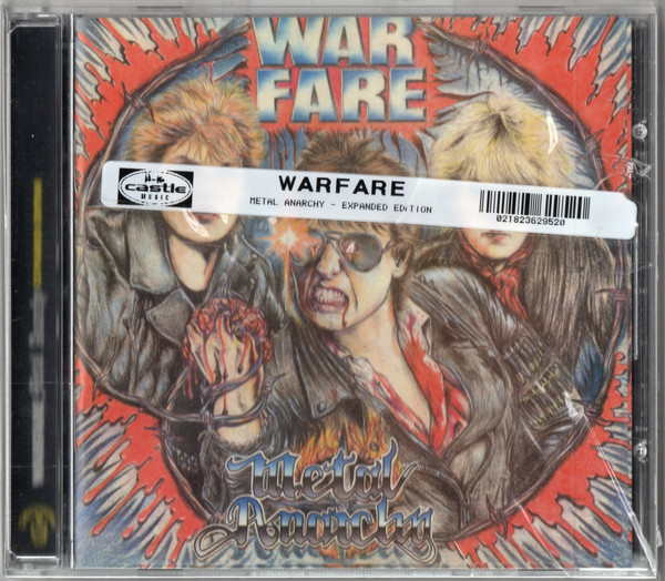 Warfare - Metal Anarchy - 2007