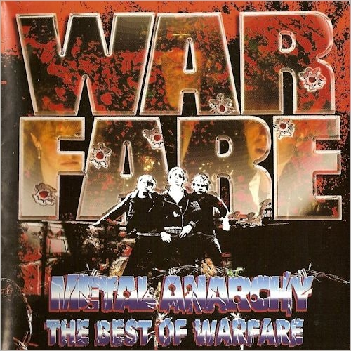 Warfare - Metal Anarchy-The Best Of Warfare (Disc 1) 1984/1988