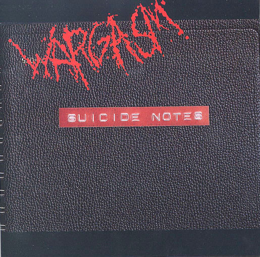 Wargasm - Suicide Notes - 1995