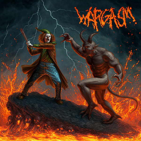Wargasm - Satan Stole My Lunch Money (Deluxe Expanded Edition) - 1986/1991