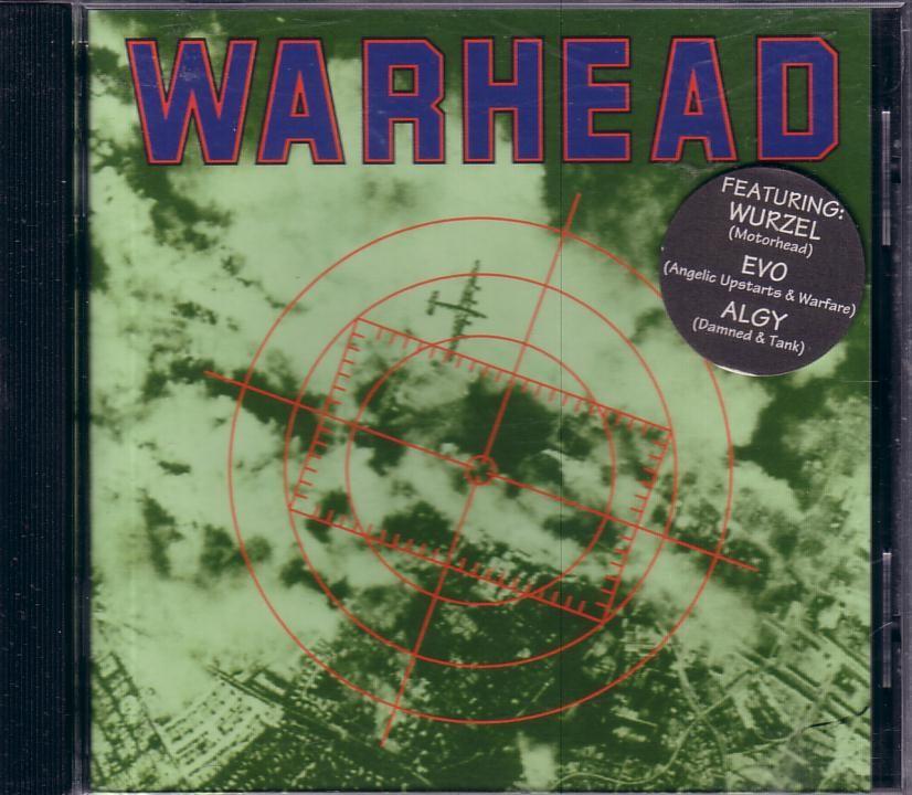 Warhead - Warhead - 1996