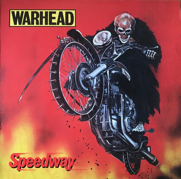 Warhead - Speedway - 1984