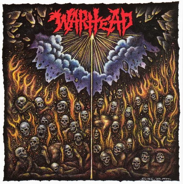 Warhead - Warhead - 2014