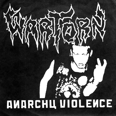 Nailbomb - Anarchy Violence 1992