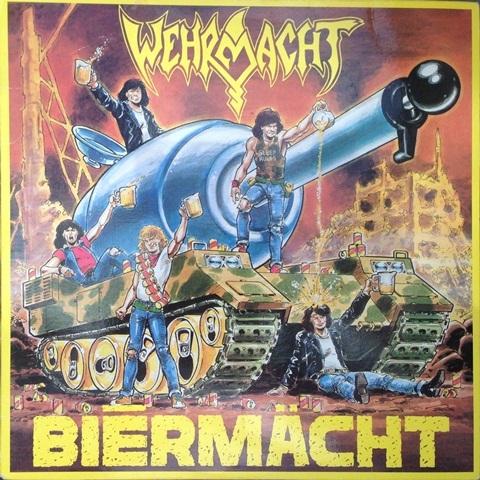 Wehrmacht - Biērmächt 1988