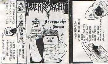 Wehrmacht - Beermacht Demo 1986