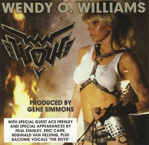 Wendy O. Williams - WOW - 1984