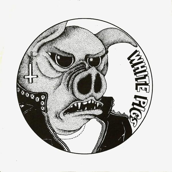 White Pigs - White Pigs 1984