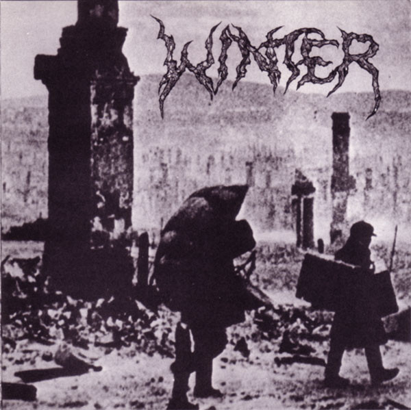 Winter - Into Darkness - 1990
