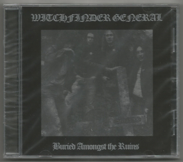 Witchfinder General - Buried Amongst The Ruins - 1982