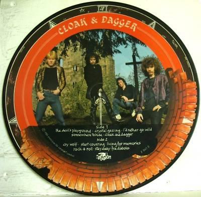 Witchfynde - Cloak & Dagger - 1983