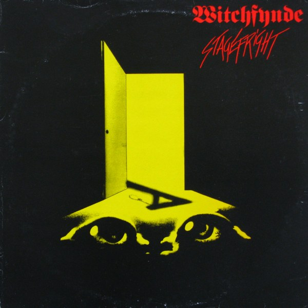 Witchfynde - Stagefright - 1980