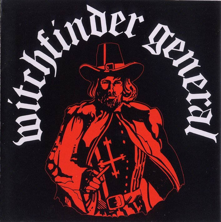 Witchfinder General - Live '83 - 1983