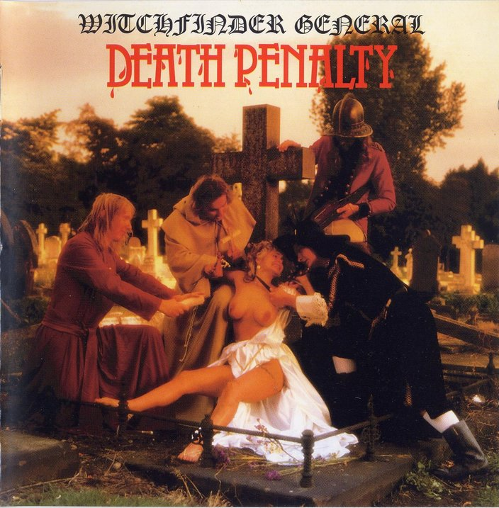 Witchfinder General - Death Penalty - 1982