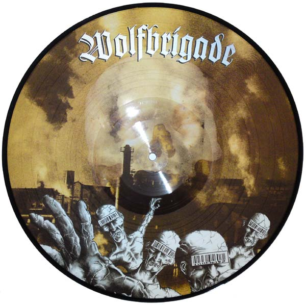 Wolfbrigade - Progression / Regression - 2001