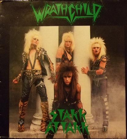 Wrathchild - Stakk Attakk - 1984