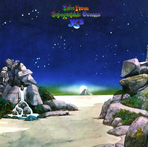 Yes - Tales From Topographic Oceans - 1973