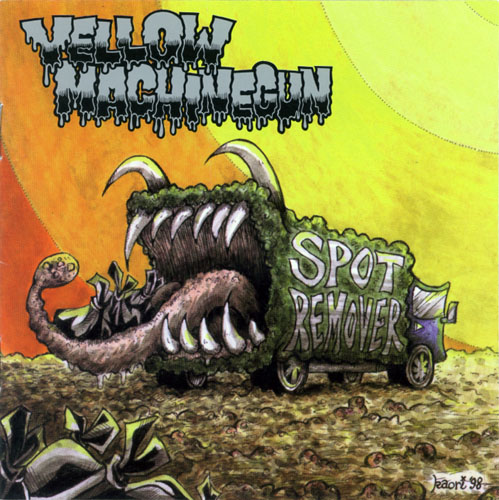 Yellow Machinegun - Spot Remover 1998