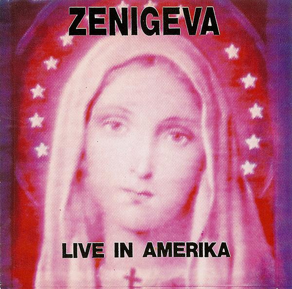Zeni Geva - Live In Amerika 1993