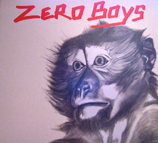 Zero Boys - Monkey - 2014
