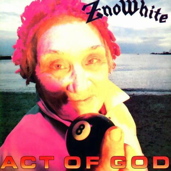Znowhite - Act Of God - 1988
