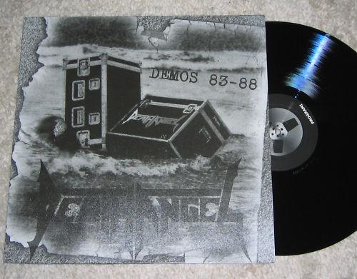 Death Angel - Demos 83-88 - 1983/1988