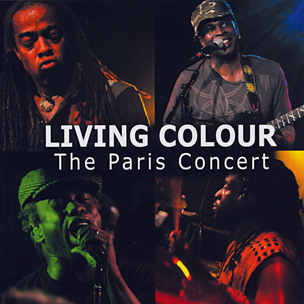 Living Colour - The Paris Concert - 2009